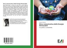 Capa do livro de Etica comunicativa delle Energie Rinnovabili