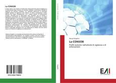 La CONSOB kitap kapağı