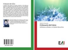 Buchcover von Il Glossario del Calcio