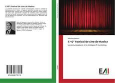 Portada del libro de Il 40° Festival de cine de Huelva