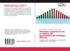Обложка Métodos logísticos en el índice de mortalidad de Hidalgo, México