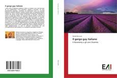 Buchcover von Il gergo gay italiano