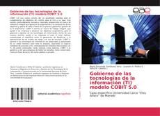 Обложка Gobierno de las tecnologías de la información (TI) modelo COBIT 5.0