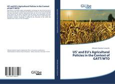 Capa do livro de US' and EU's Agricultural Policies in the Context of GATT/WTO