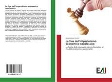 Capa do livro de La fine dell'imperialismo economico neoclassico