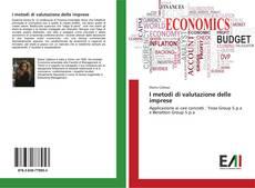 I metodi di valutazione delle imprese kitap kapağı