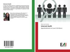 Bookcover of Internal Audit
