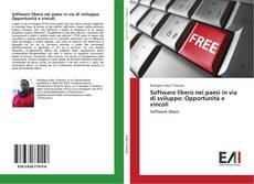Обложка Software libero nei paesi in via di sviluppo: Opportunità e vincoli