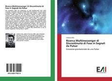 Capa do livro de Ricerca Multimessenger di Discontinuità di Fase in Segnali da Pulsar
