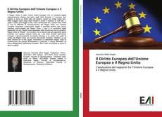Portada del libro de Diritto Europeo nel Regno Unito