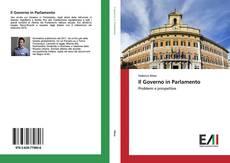 Capa do livro de Il Governo in Parlamento