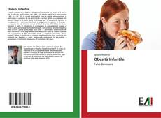 Обложка Obesità Infantile