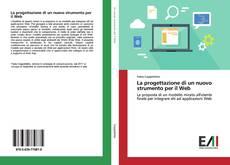 Bookcover of La progettazione di un nuovo strumento per il Web