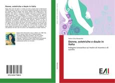 Bookcover of Donne, ostetriche e doule in Italia