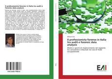 Copertina di Il professionista forense in Italia tra audit e forensic data analysis