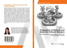 Probability of Default and Bank Net Interest Margins kitap kapağı