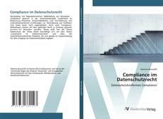 Copertina di Compliance im Datenschutzrecht