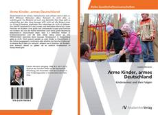 Bookcover of Arme Kinder, armes Deutschland