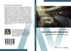 Buchcover von Der Anfang der Erkenntnis