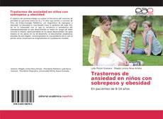Bookcover of Trastornos de ansiedad en niños con sobrepeso y obesidad