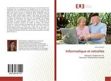 Capa do livro de Informatique et retraités