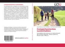 Couverture de Comportamientos sustentables