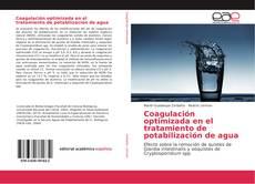 Portada del libro de Coagulación optimizada en el tratamiento de potabilización de agua