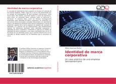 Bookcover of Identidad de marca corporativa