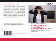 Bookcover of Estrés laboral en docentes de educación preescolar