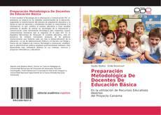 Preparación Metodológica De Docentes De Educación Básica的封面