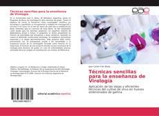 Portada del libro de Técnicas sencillas para la enseñanza de Virología