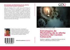 Capa do livro de Estrategias de Marketing de la oferta turística del Cantón Cotacachi