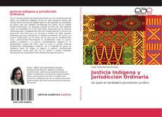 Обложка Justicia Indígena y Jurisdicción Ordinaria
