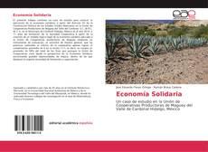Economía Solidaria的封面