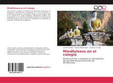 Bookcover of Mindfulness en el colegio