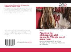 Portada del libro de Proceso de elaboración del pescado Tilapia en el area rural