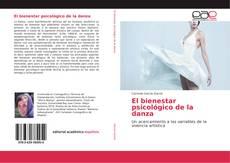Bookcover of El bienestar psicológico de la danza