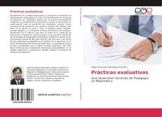 Prácticas evaluativas的封面