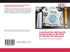 Bookcover of Localización óptima de contenedores de RSU en Alcalá de Henares
