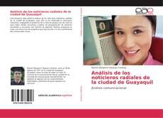 Capa do livro de Análisis de los noticieros radiales de la ciudad de Guayaquil