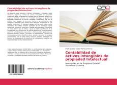 Bookcover of Contabilidad de activos intangibles de propiedad Intelectual