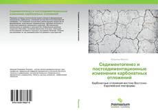 Обложка Седиментогенез и постседиментационные изменения карбонатных отложений