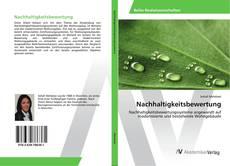 Bookcover of Nachhaltigkeitsbewertung