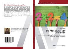 Bookcover of Die Attraktivität von Lernspielen