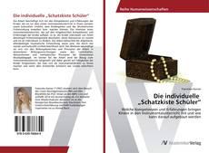 "Обложка Die individuelle ""Schatzkiste Schüler"""