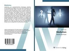 Capa do livro de Mediation