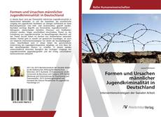 Couverture de Formen und Ursachen männlicher Jugendkriminalität in Deutschland