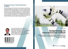 Budgetierung im österreichischen Fußball kitap kapağı