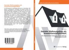 Borítókép a  Sozialer Wohnungsbau als Investitionsmöglichkeit - hoz