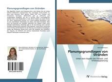 Bookcover of Planungsgrundlagen von Stränden